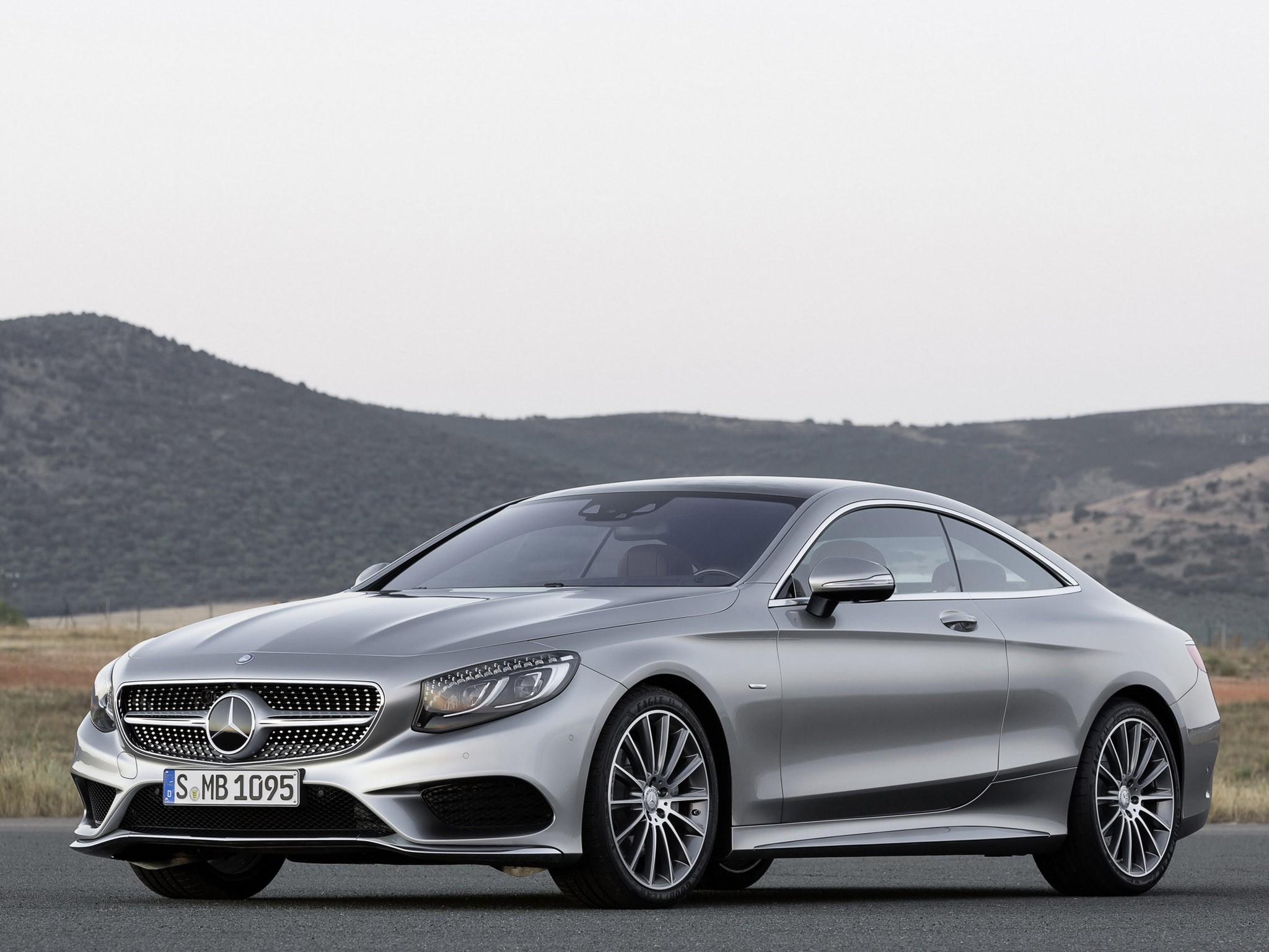 Mercedes-AMG Classe S 500 coupe 4matic sports package edition 1 c217 2014