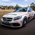 2016 AMG Mercedes C63 S Safety Car