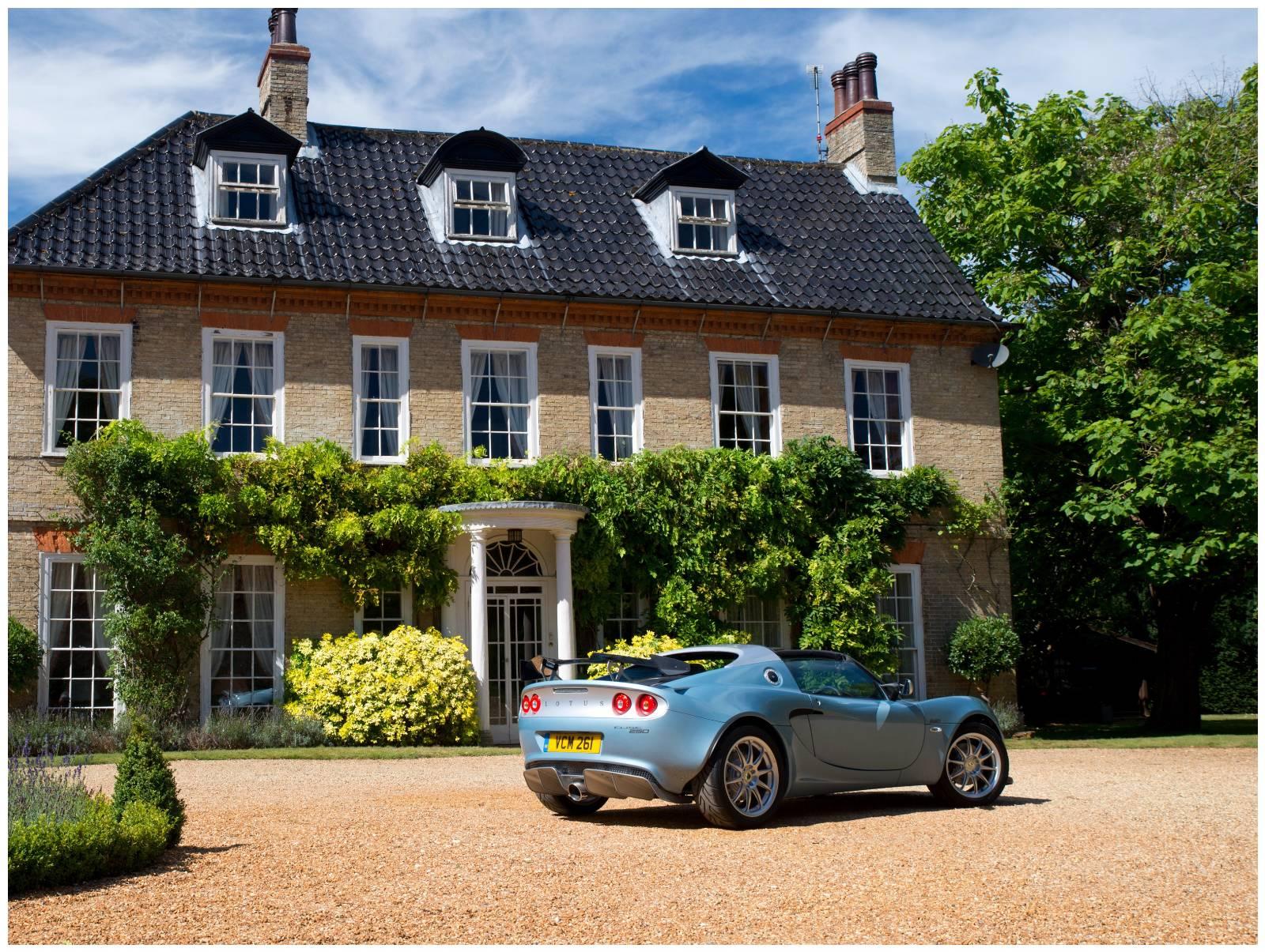 2016 Lotus Elise 250 Special Edition
