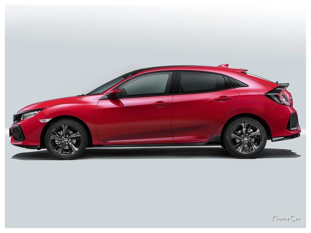 2017 Honda Civic EU Version