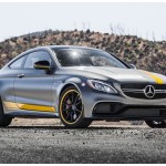 2017 Mercedes Benz C63 AMG Coupe Edition