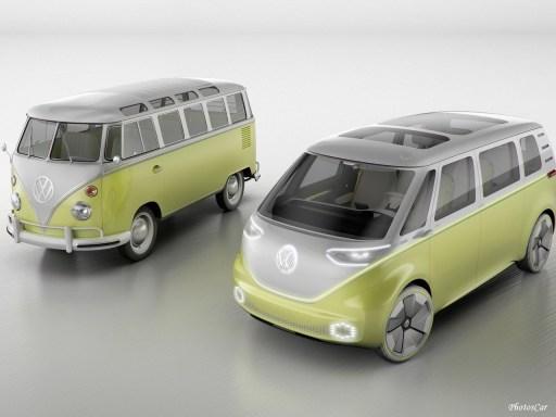 2017 Volkswagen ID_Buzz Concept