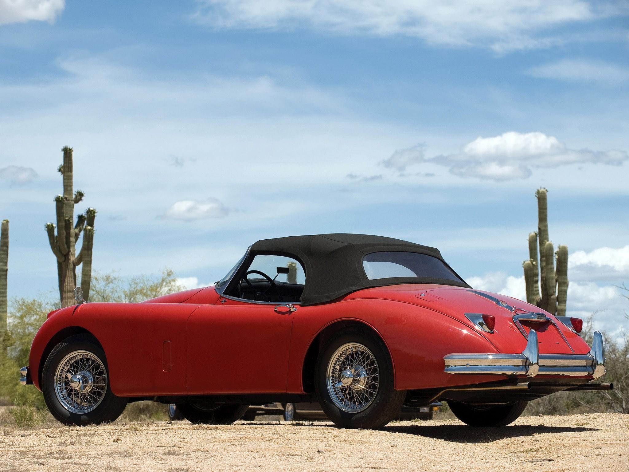 1958 jaguar XK150 S
