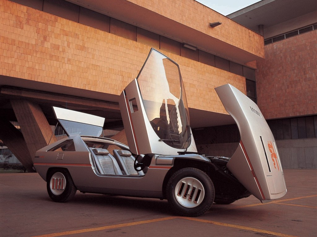 Italdesign Caimano 1971