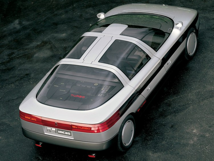 1986 Italdesign Oldsmobile Incas Concept