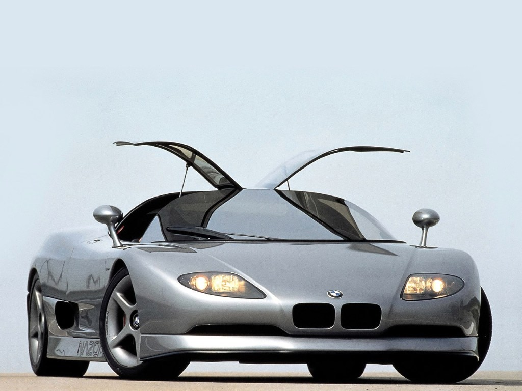 Italdesign Bmw Nazca M12 1991