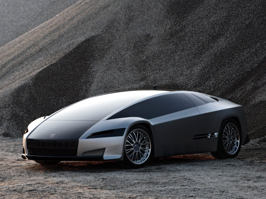 Italdesign 2008 - Quaranta Concept