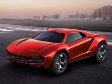 2013 Italdesign Parcour