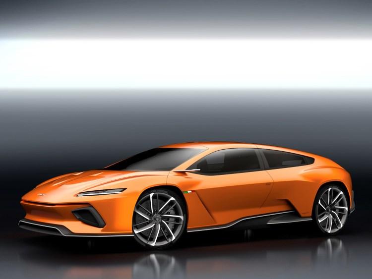 Italdesign GTZero Concept 2016