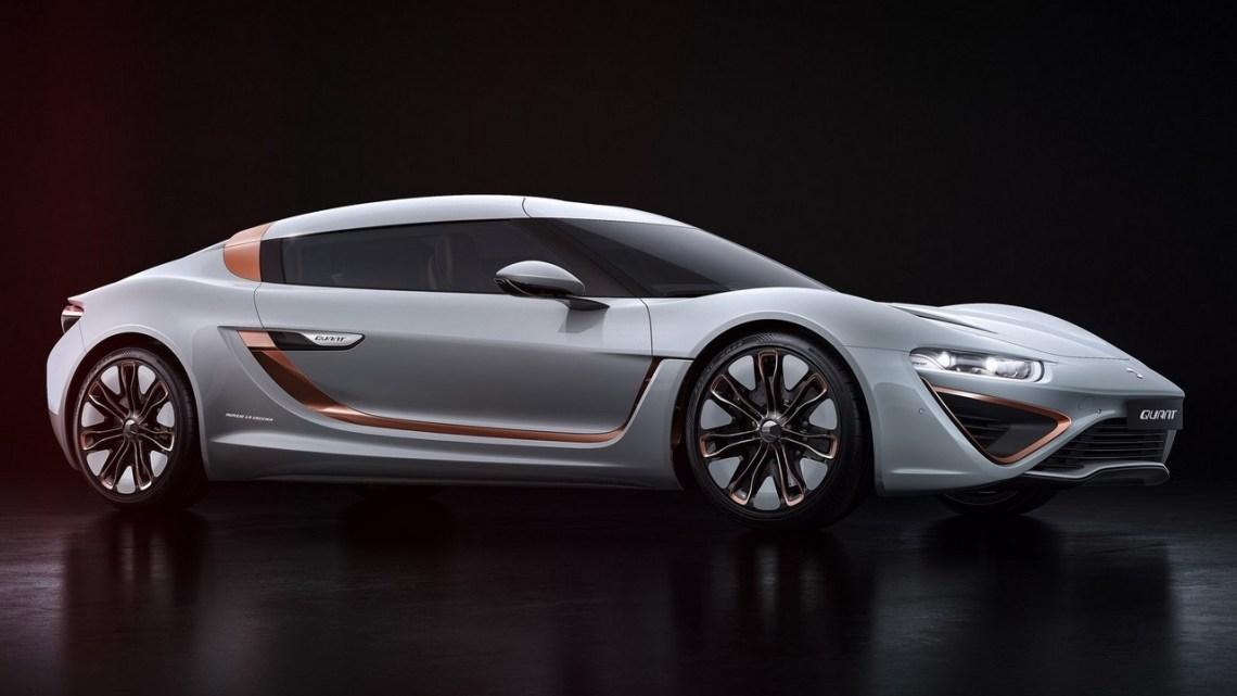 NanoFlowcell Quant 48Volt Concept 2017 – Nouvelle supercars électrique