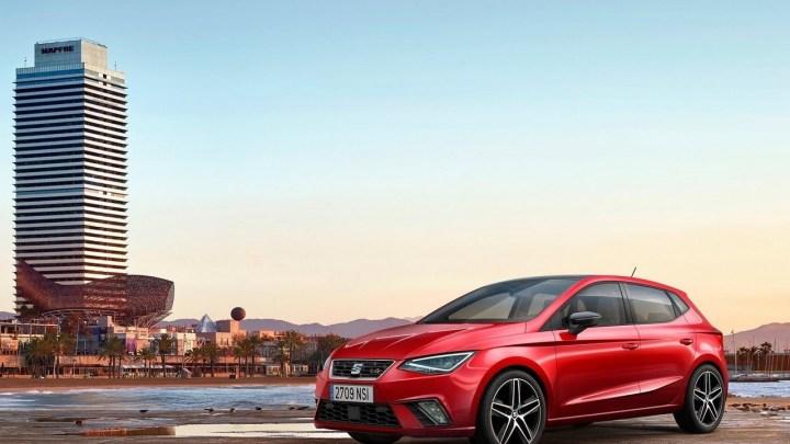 Seat Ibiza Nouveau Modèle 2018 – Une augmentation de la taille.