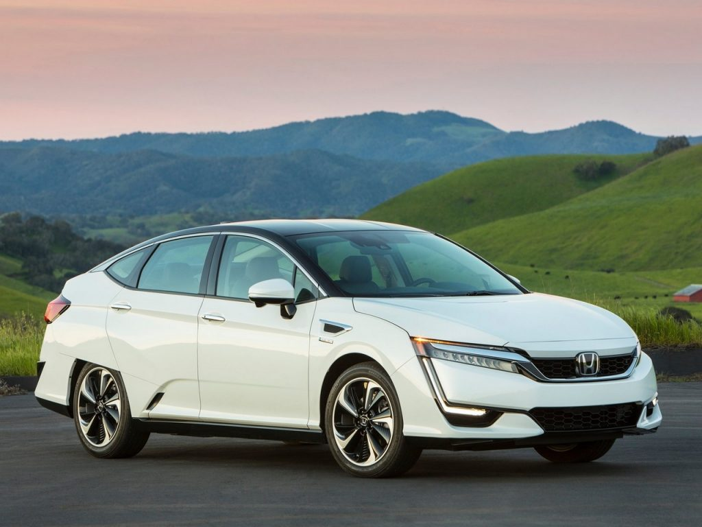 Honda Clarity Fuel Cell 2017
