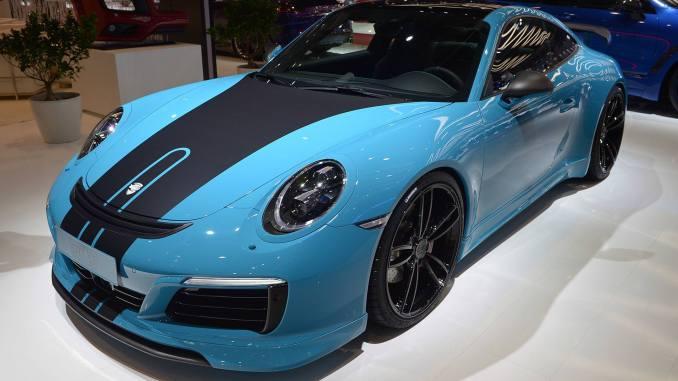 2017 Porsche 991 by Techart