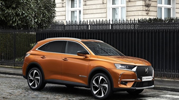 citroen ds7 crossback 2018