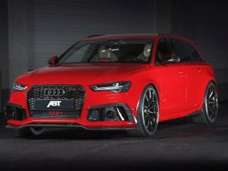2017 ABT Audi RS6 Plus