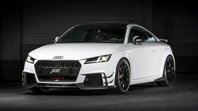 2017 ABT Audi TT RS-R