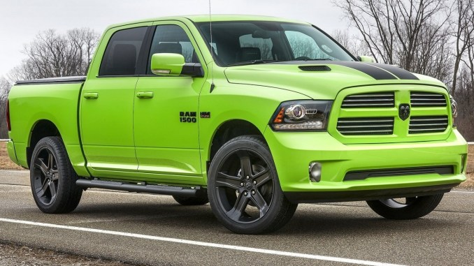 2017 Dodge Ram 1500 Sublime Sport
