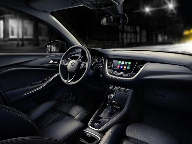2018 Vauxhall Grandland X