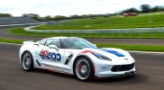 Chevrolet Corvette Indy 500 PaceCar 2017
