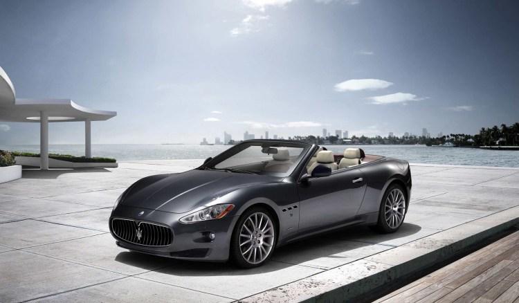 2017 Maserati GranCabrio