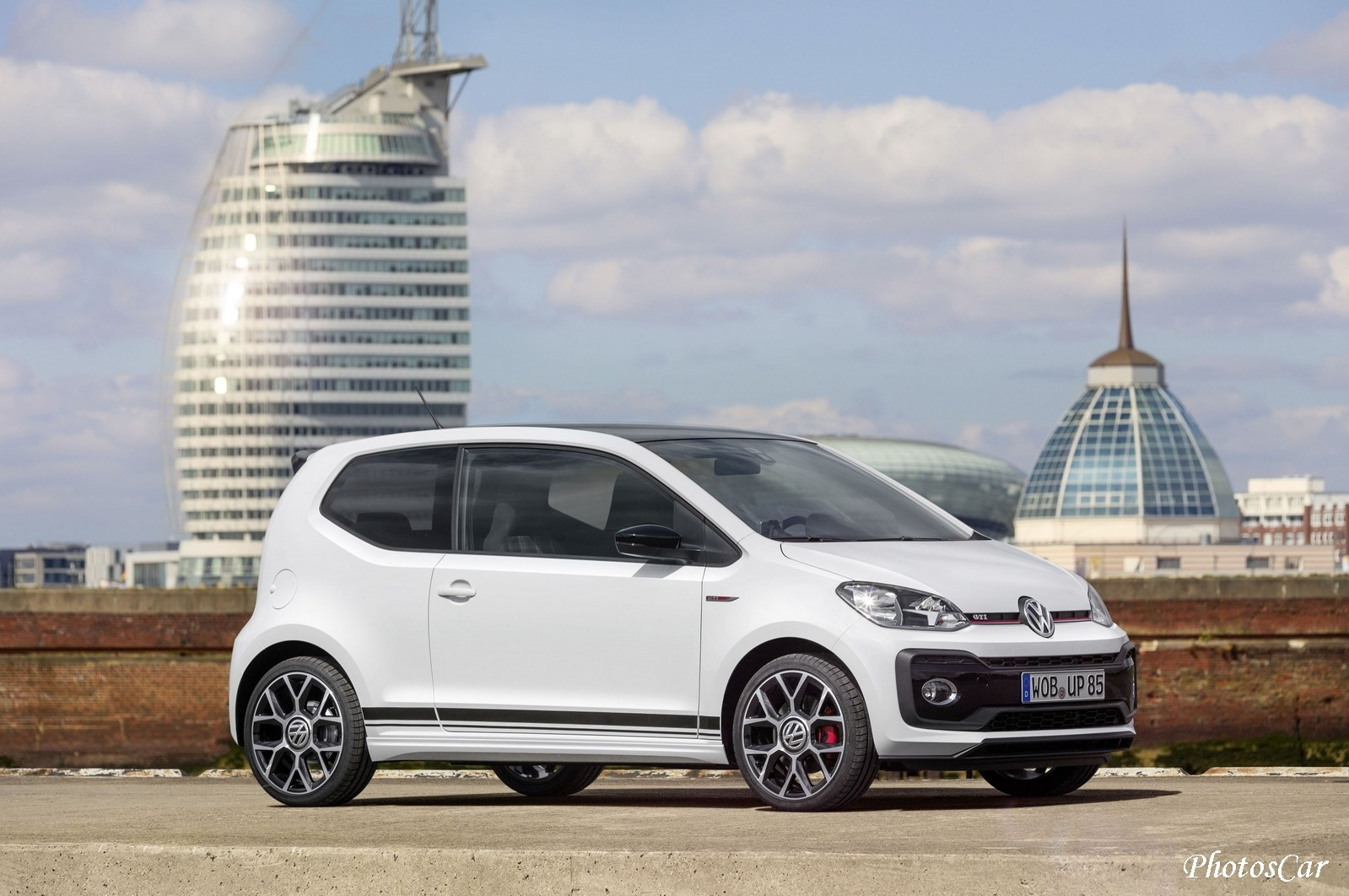 Volkswagen UP GTI Concept 2017