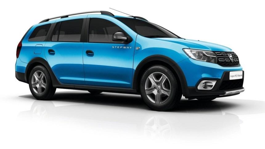 2018 Dacia Logan MCV Stepway