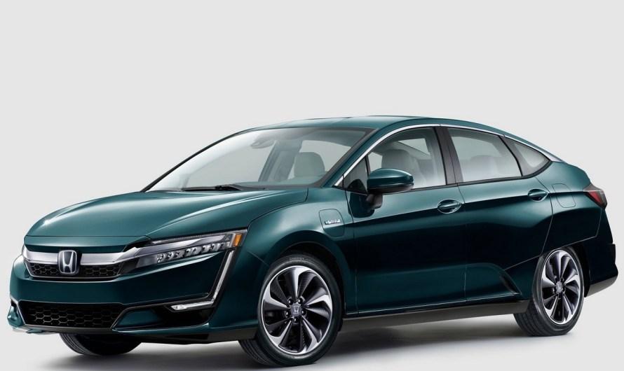Honda Clarity Plug-In Hybrid 2018 – Moteur électrique de 120 kW et 300 Nm