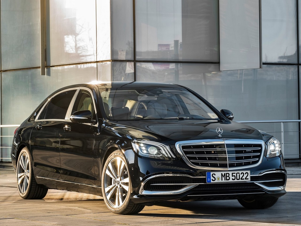 2018 Mercedes Classe S Maybach