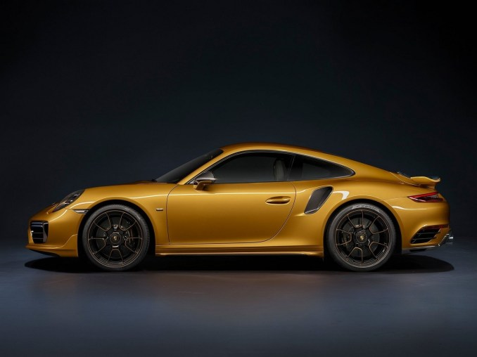 2017 Porsche 911 Turbo S Exclusive Series