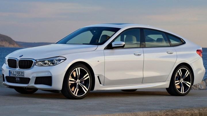 BMW Serie 6 Gran Turismo 2018 – Un confort dynamique