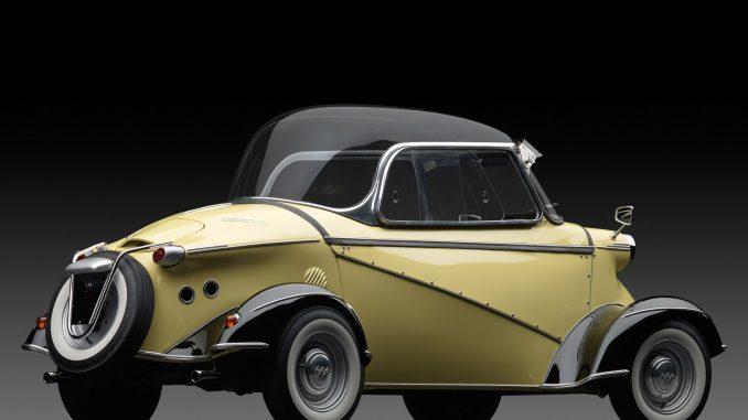 1957 Messerschmitt FMR TG500 Tiger