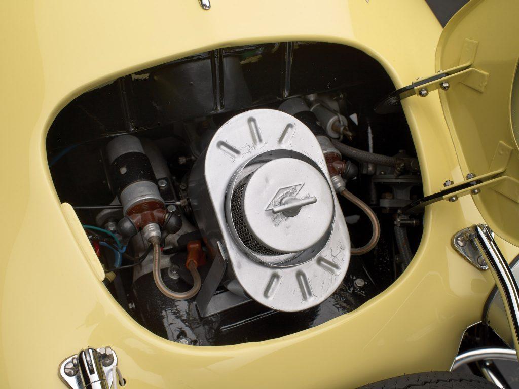 1957 Messerschmitt FMR TG 500 Tiger