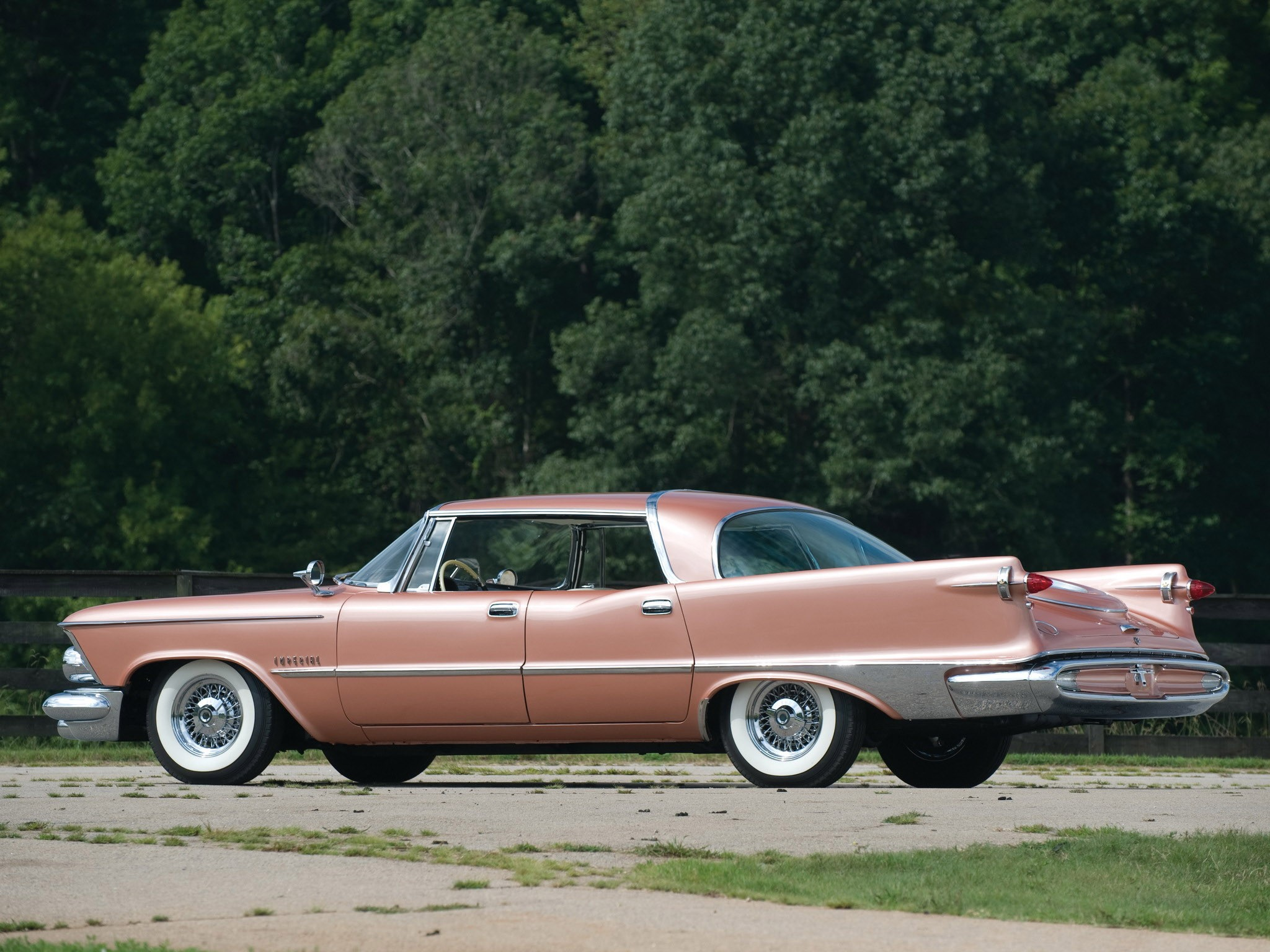 1959 Chrysler Imperial Crown Southampton