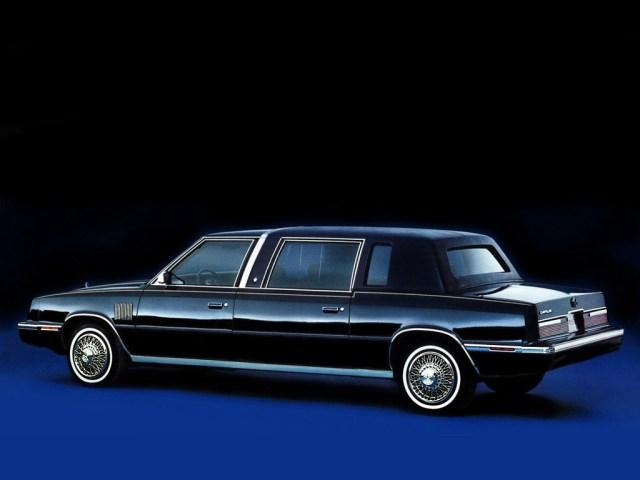 1983 Chrysler_Executive Limousine