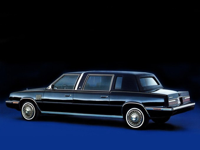 1983 Chrysler_Executive Limousine