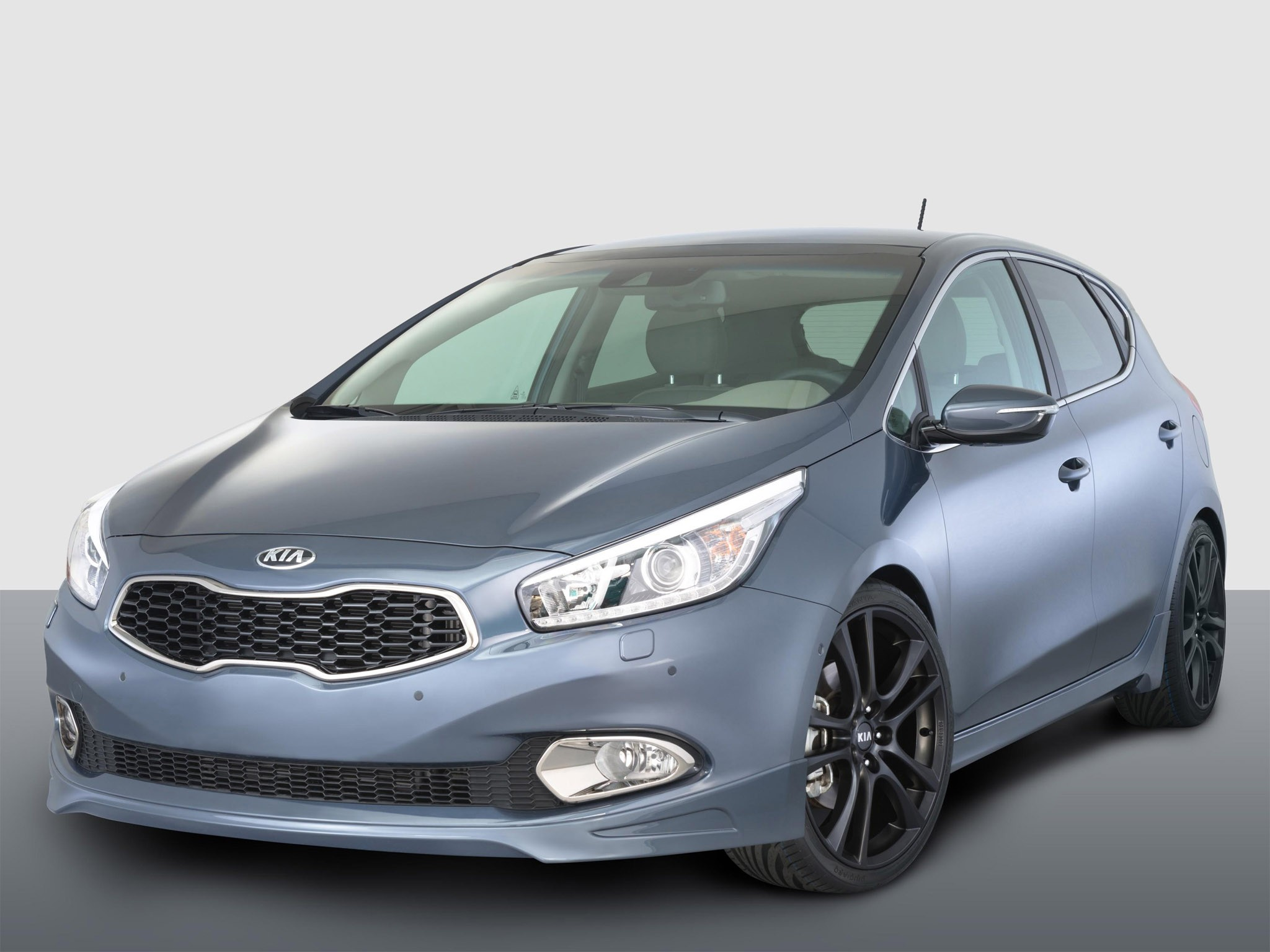 Kia Ceed 2012 by Irmscher