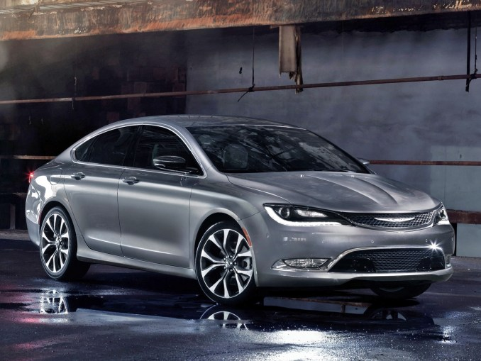 2014 Chrysler 200c