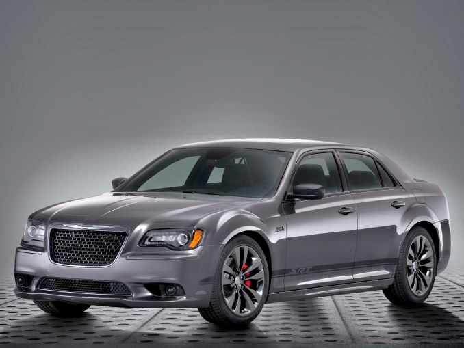 2014 Chrysler 300 SRT8 Satin Vapor