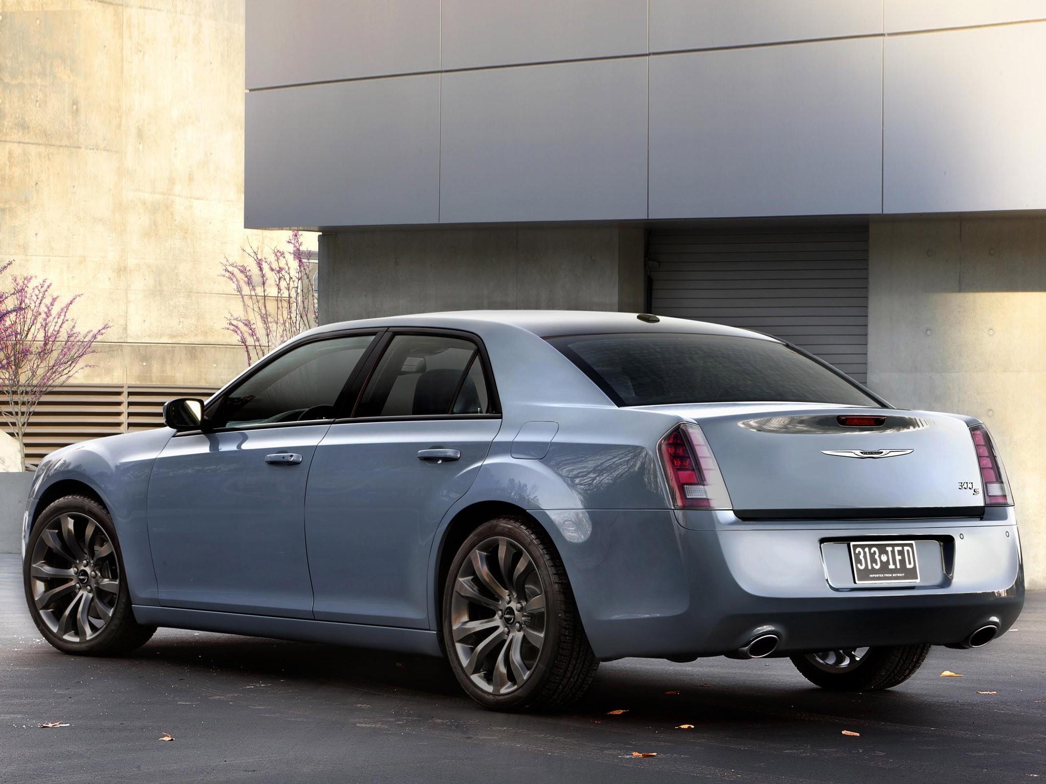2014 Chrysler 300S V8 Hemi