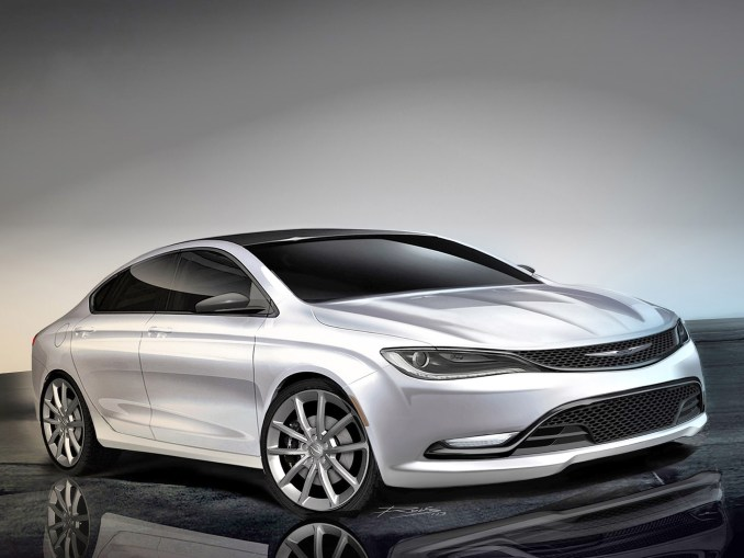2014 Chrysler 200 Mopar