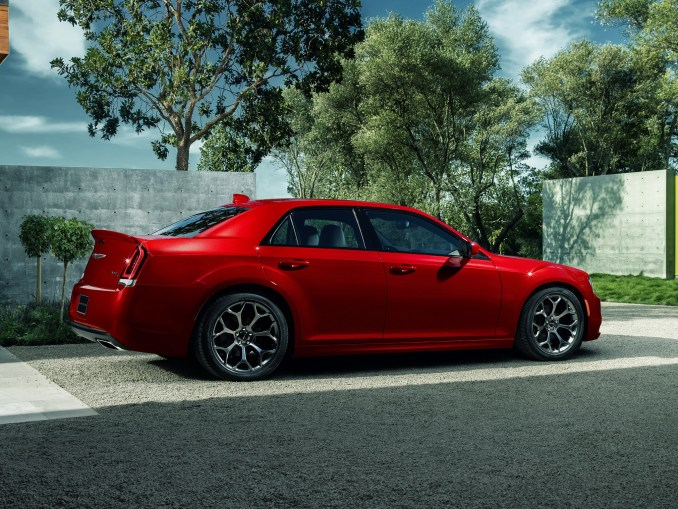 Chrysler 300s 2015