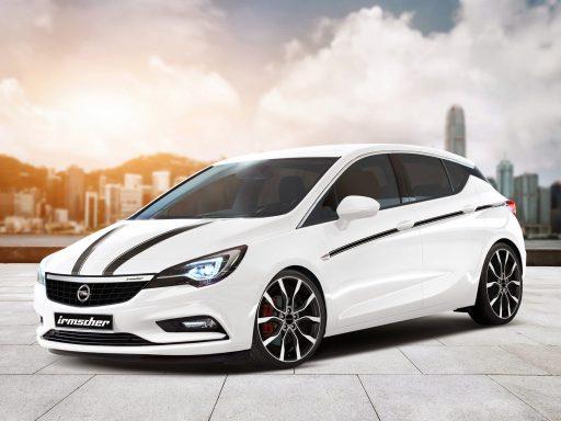 2015 Irmscher Opel Astra