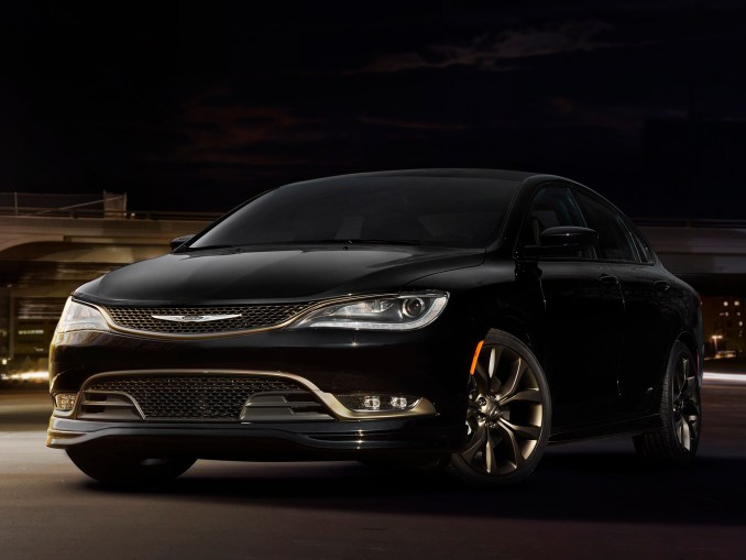 Chrysler 200s Alloy Edition 2016