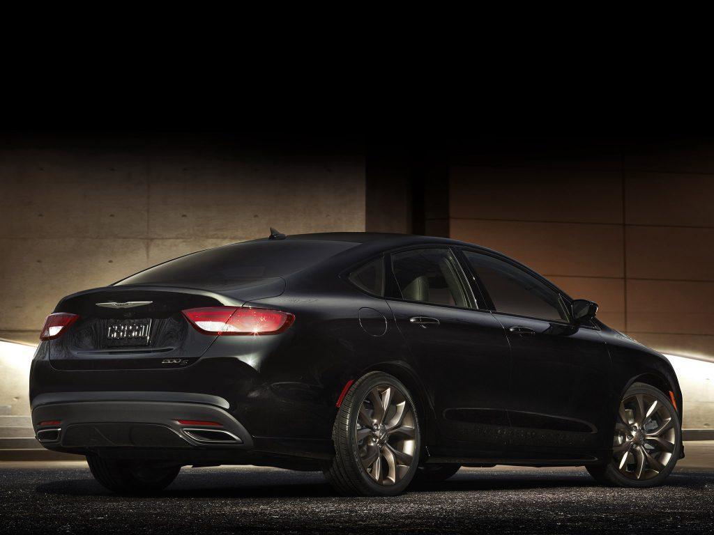 Chrysler 200s Alloy Edition 2016