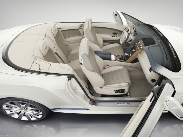 2017 Bentley Continental GT Convertible Galene Edition
