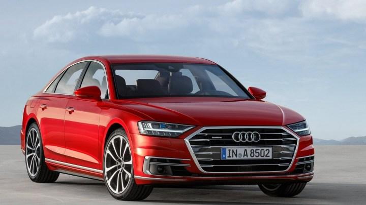 Audi A8 2018 – La nouvelle génération du vaisseau amiral Audi