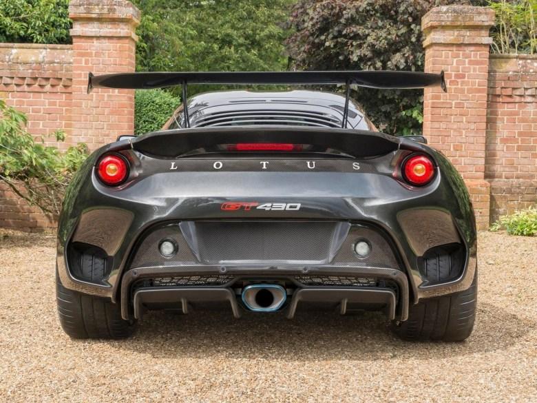 Lotus Evora GT430 2018