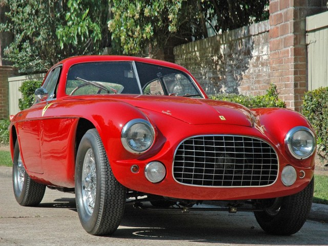 Ferrari 212 Inter Berlinetta 1950