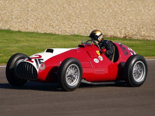 Ferrari F1 212 1951