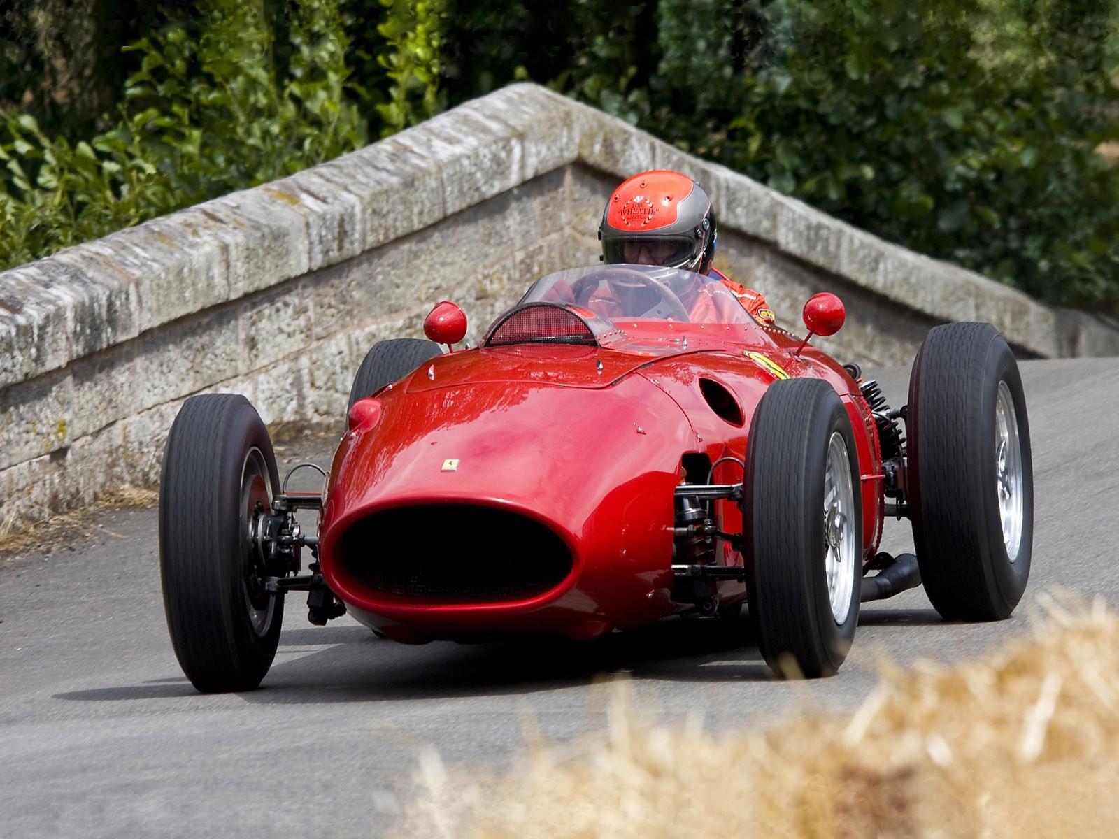 Ferrari F1 500 1952